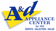 A&D Appliance Center Logo